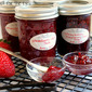 Fresh & Easy Homemade Strawberry-Vanilla & Strawberry-Raspberry Jam & a Ball Jam & Jelly Maker Review...and a Giveaway!