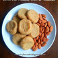 BAKING: Almond Butter Cookies