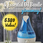Great Giveaway: Humidifier PLUS Essential Oils!