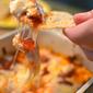 Baked Pepperoni Dip