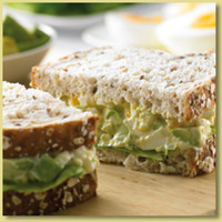 Egg And Avocado Sandwich Recipe by Robyn - CookEatShare