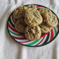 Incredible Chocolate Chip Cookies