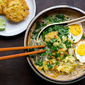 Mohinga (Burmese Rice Noodle Soup)