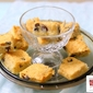 Condensed Milk Coconut Bars (Eggless)