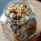 Cherry Almond Granola (and Summertime Cherry Parfaits)