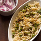 matar pulao or peas pulao – how to make matar pulao