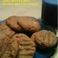 AUNT BETTY'S BEST PEANUT BUTTER COOKIES