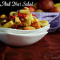 Fruit And Nut Salad Recipe| Salad Recipes| Dessert Recipes