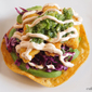 Fried Fish Tostada Recipe with Crema, Salsa Verde, and Slaw Recipes + KitchenAid 5-Speed Hand Blender Review