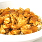 Skinny Orange Shredded Chicken, Baked or Crock-Pot