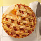 Fresh Or Frozen Peach Pie