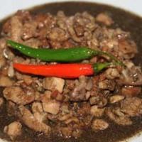 Chicken Dinuguan (Dinuguang Manok)