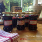 Summer Berry Jam – Recipe No 115
