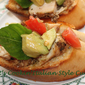 Chicken Avocado Bruschetta Recipe Video
