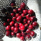 Acqua di Cedro-Soaked Cherries