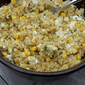 Killer Combo - Quinoa, Corn & Feta Salad With Herbs