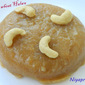 Whole wheat Halwa