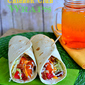 #ad Buffalo Chicken Club Wraps – Be a Hunger Hero!