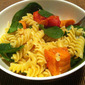 WWDH - Roasted Sweet Potato Pasta