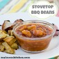 Stovetop BBQ Beans