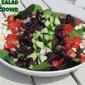 Greek Salad Deconstructed –Feed a Crowd