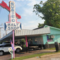 Eat at Susie-Q Malt Shop in Rogers, Arkansas