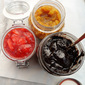 Fresh Homemade Sauces for Ice Cream (Banana Splits)
