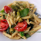 Broccoli Spinach Italian Pasta Recipe