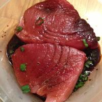 Fresh Seared Tuna
