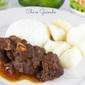 Goat Stew, CHIVO GUISADO