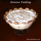 Low Fat Banana Pudding