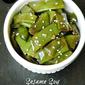 Sesame Soy Green Bean Salad