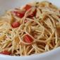 Cold Vermicelli Spaghetti Salad