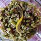 Lemon Zucchini Salad
