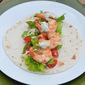 Shrimp Tacos with Jalapeno Ranch Sauce