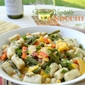 Summer Vegetable Gnocchi