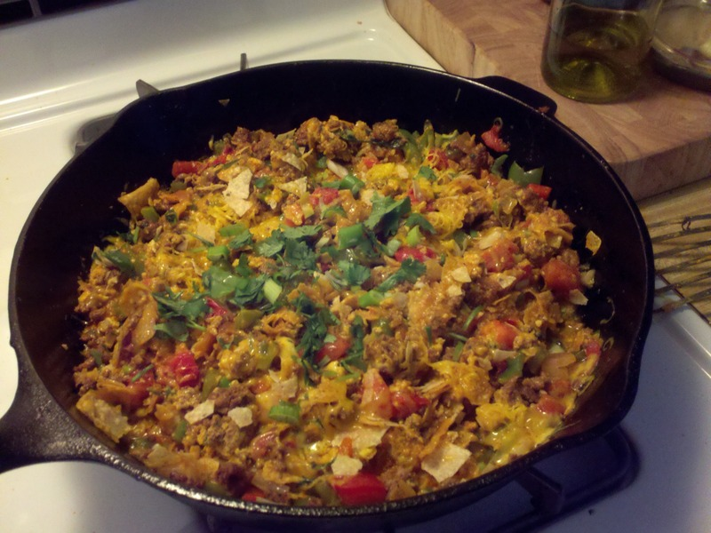 Migas - Spanish Scrambled Eggs! Recipe by Samantha - CookEatShare