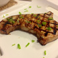 Grilled Swordfish - Marinade