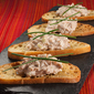 Crab Spread Crostini