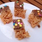 Great Bloggers Bake Off Week 3: Toffee Crisp Petit Fours