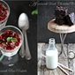 Baking | GF Amaranth Pom Parfaits & Amaranth Dark Chocolate Brownies – Eating smart & SmartEats