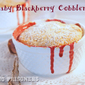 Baby Blackberry Cobblers