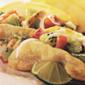 Crispy Chicken-Kiwi Tacos