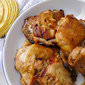 Tangerine Adobo Chicken: Drop a Note and Share Smiles