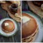 Malted Wheat Germ Pancakes (+Kretschmer Wheat Germ Giveaway)