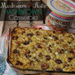 Mushroom and Pesto Hashbrown Casserole {#QuickFixCasseroles}