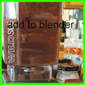 Chocolate Brownie Cake Blender Recipe