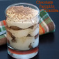 Chocolate Pumpkin Tiramisu