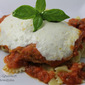 Baked Chicken Parmesan with Quick Homemade Marinara Sauce
