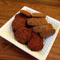 Carrot Pulp Crackers - for zero waste juicing